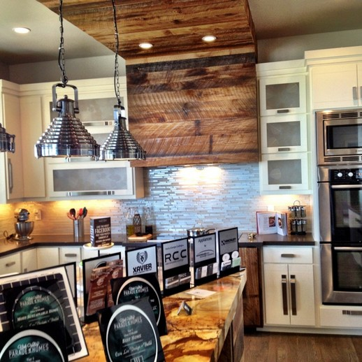Accentuate Your Home's Architecture With Wood 21