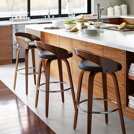 18 Trendy Kitchen Counter Stool Ideas 14