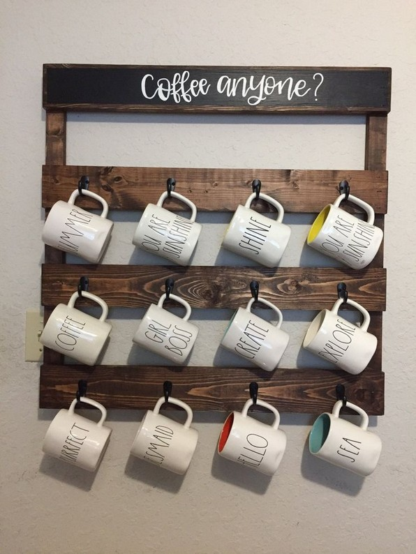 Mug Racks Every Coffee And Tea Lover Should See 06