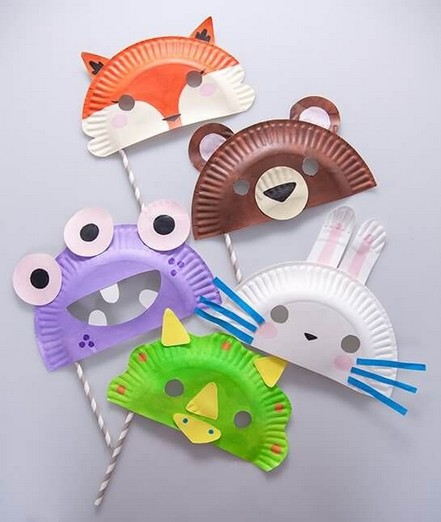 18 Creative DIY Paper Plate Craft Ideas 20