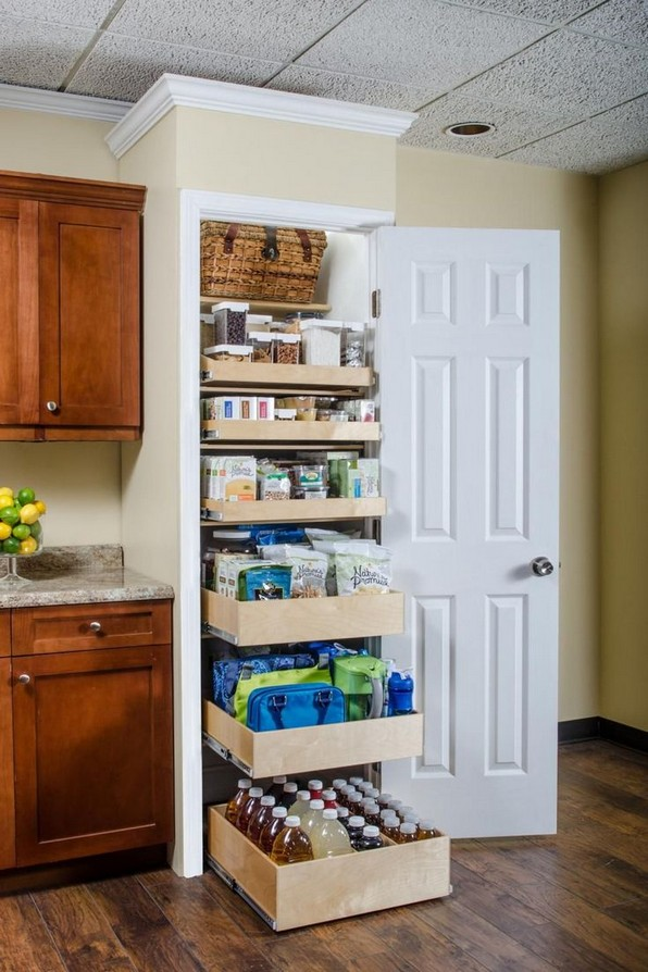 20 Easy DIY Kitchen Cabinet Customize Ideas 25