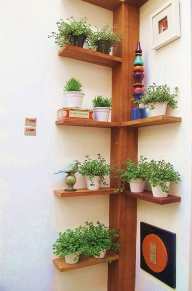 22 Sophisticated Shelves That Made From Upcycled Materials That You Can Try 20