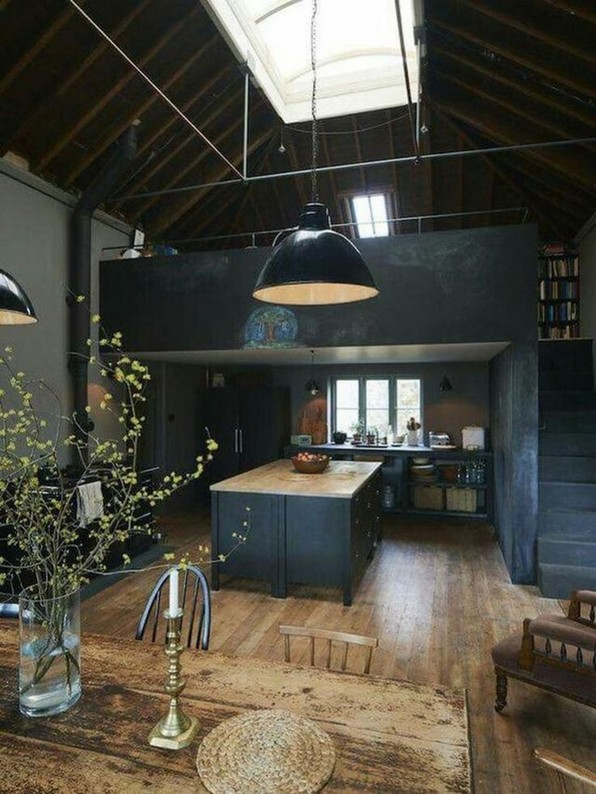 27 Modern Loft Design Ideas You Need To Know 28