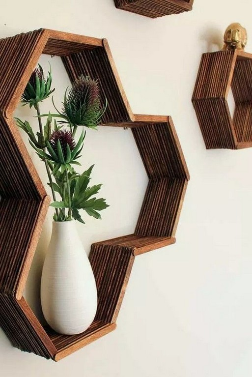 33 Simple DIY Decoration Projects That Is On A Budget 20